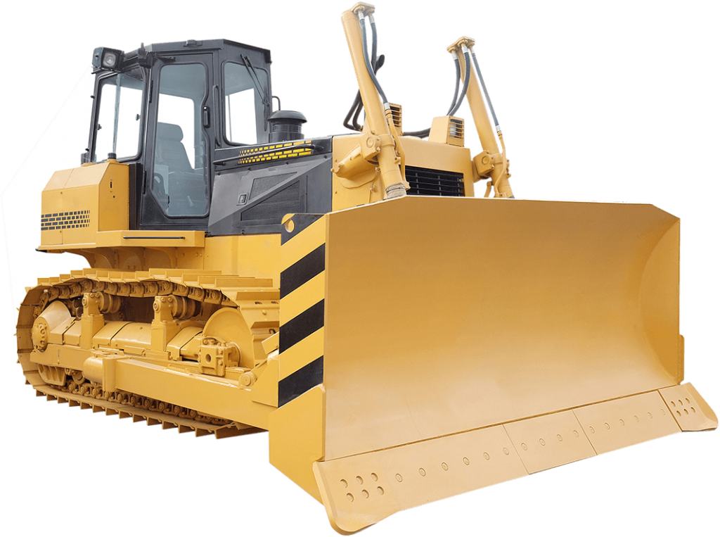 Example of Ground Moving Dozer by RockForge