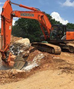 Excavator/Small Loader/Telehandler Cutting Edges
