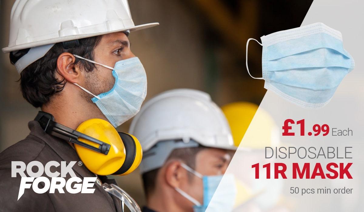 Disposable Masks - 11R Face Mask